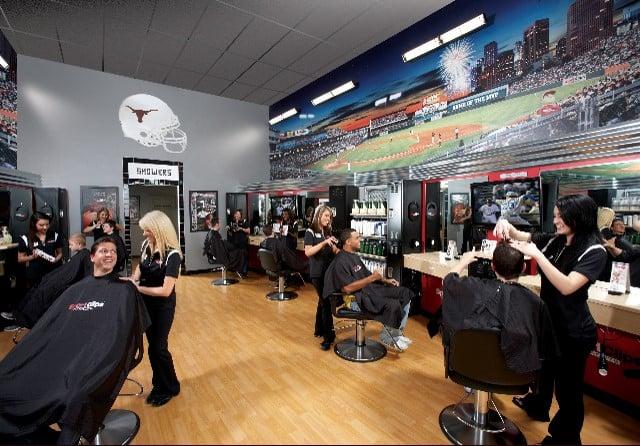 Sport clips haircuts men 39 s hair salons 225 rhl blvd for 712 salon charleston wv reviews