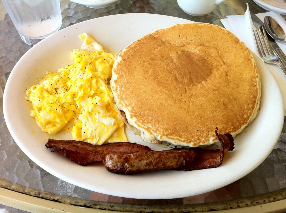 First Sunday Breakfast