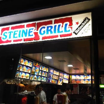 Restaurant Steinegrill - Basel, Switzerland