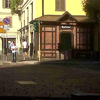 Barbour Negozi Milano