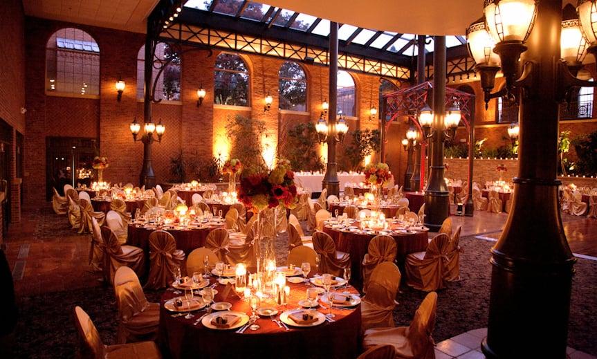 The Inn At St John S Plymouth Mi Atrium Wedding