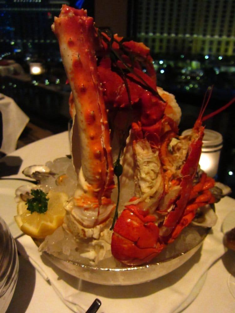 Grand Seafood Platter Yelp