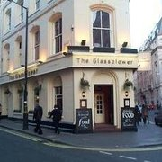 The Glassblower, London