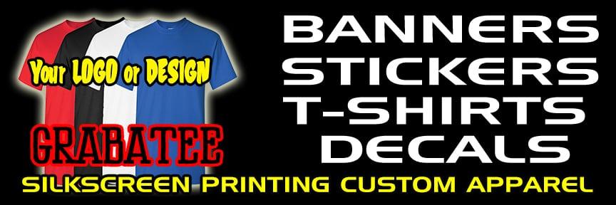 for Silk screen shirts near me