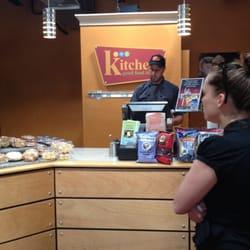 The Kitchen - Order counter. - Traverse City, MI, Vereinigte Staaten