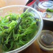 Mixed Seaweed & Cucumber Salad - Yum!!