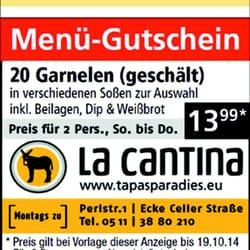La Cantina, Hannover, Niedersachsen