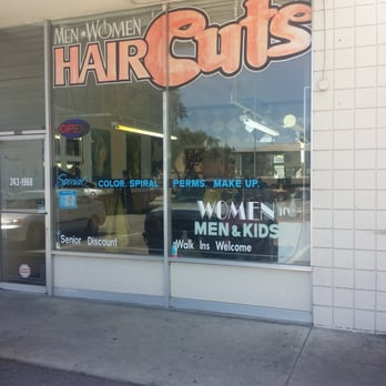 California Haircuts - Santa Clara, CA, United States. Front of store