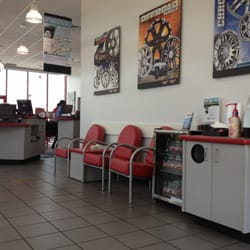 Discount Tire - Coffee and water - Dallas, TX, United States