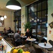 Via Luna - Bordeaux, France. Visuel Café Via Luna 2
