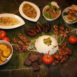 filipino buffet