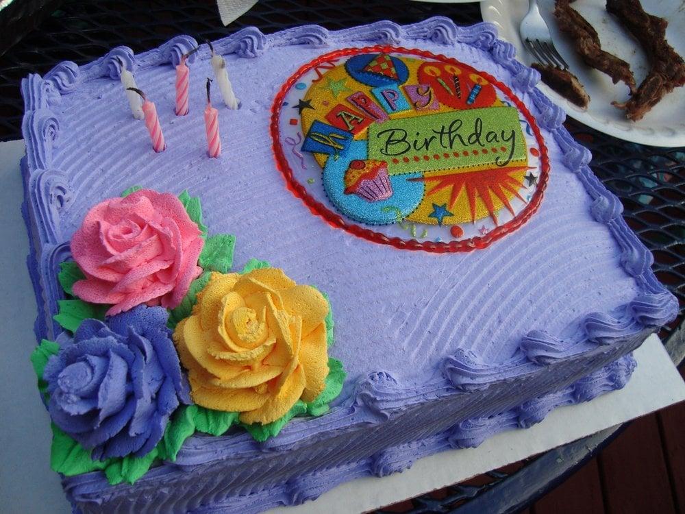 Birthday Cake Bakeries Chicago