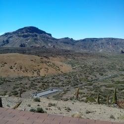 Parque Nacional de las Cañadas del…