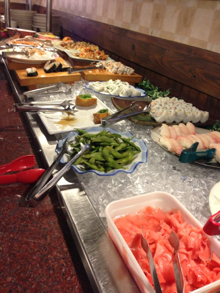 Asian top restaurant buffet grapevine tx united for Fish buffet near me