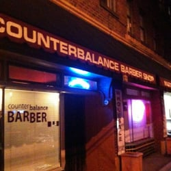 Counter Balance Barber Shop