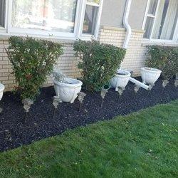 landscape ideas for sloped yard