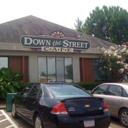 Down The Street Cafe  Zelda Rd Montgomery Al
