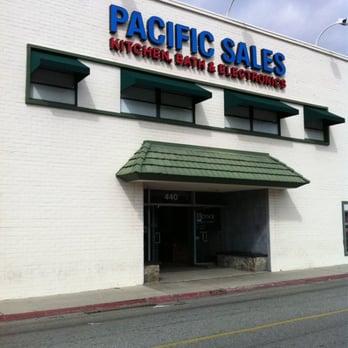 Pacific Sales Kitchen Bath Electronics Pasadena Pasadena Ca Yelp