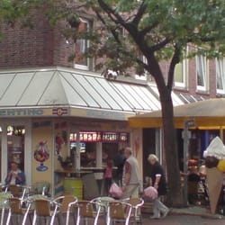 Eiscafe Valentino, Emden, Niedersachsen