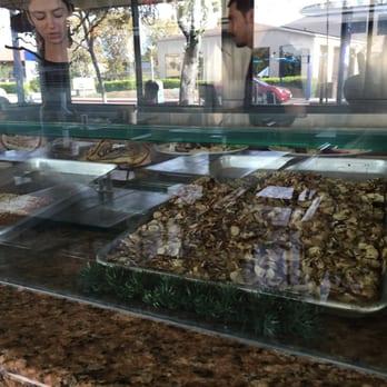 Z Garden   Santa Monica, CA, United States. The Desserts!