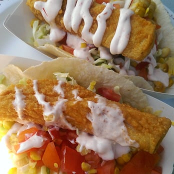 Osterville fish too seafood 275 mill way barnstable for Fish taco sauce yogurt