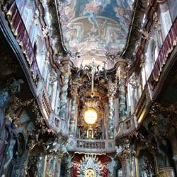 Asamkirche St. Johann Nepomuk, Munich, Bayern, Germany