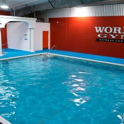 World gym of northwest arkansas closed gyms for Bentonville pool