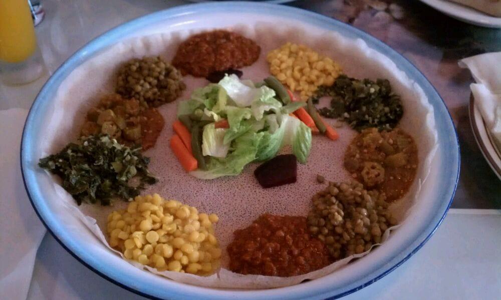 Ethiopian Restaurant Seattle Columbia City