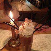 Chocolate Brownie Milkshake!