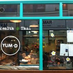 Yum D, London