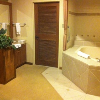 One Of The 2 Master Baths In The Pent House