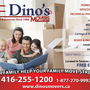 Dino's Movers Ltd