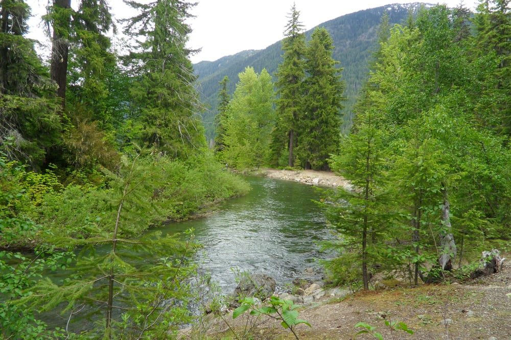 Cle Elum (WA) United States  city photos gallery : Lake Kachess Campground Cle Elum, WA, United States. view off of ...