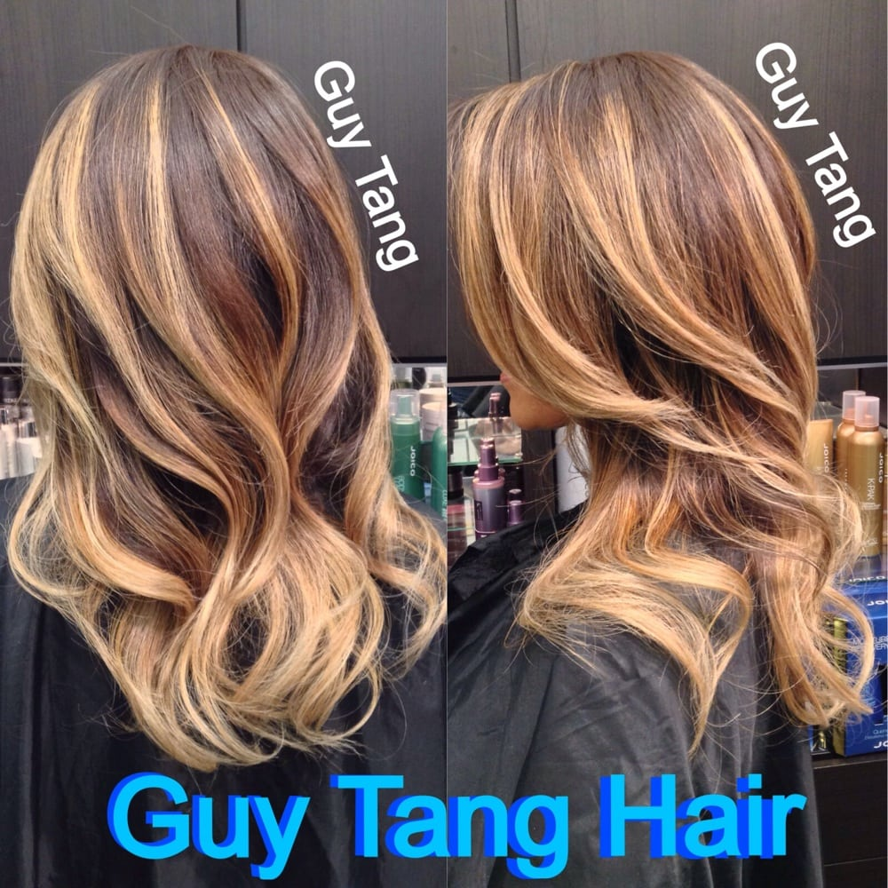 Ombr lights by guy tang yelp for Guy tang salon