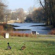 Park Arkadia, Warsaw, Poland