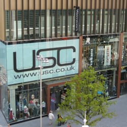 Sports Direct has taken a controlling stake in USC clothing stores Photograph: David Sillitoe for