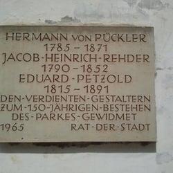 Gedenktafel am Alten Schloss aus DDR…