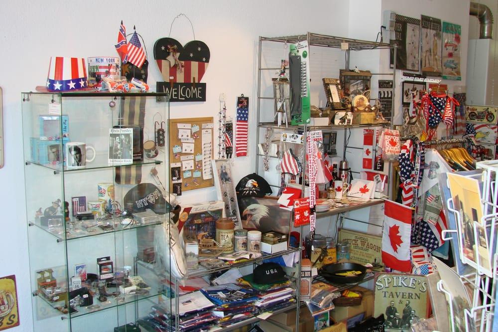 American lifestyle brigitte wittig geschenkeladen for Amerikanische deko