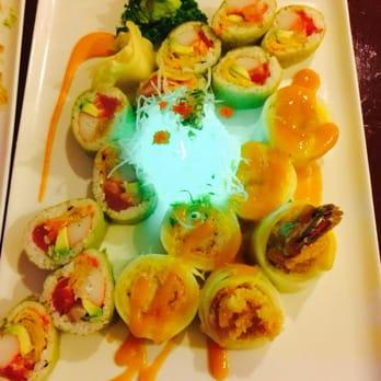 Asuka sushi 20 photos japanese restaurants 447 for Asuka japanese cuisine menu