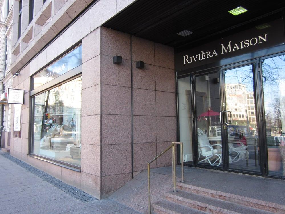 Rivi Ra Maison Store Helsinki Sisustus Kamppi