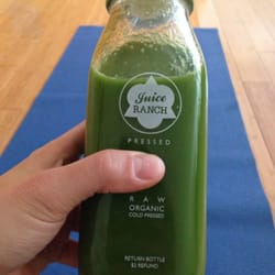 Juice Ranch - Juice ranch- greens n' ginger! - Santa Barbara, CA, Vereinigte Staaten