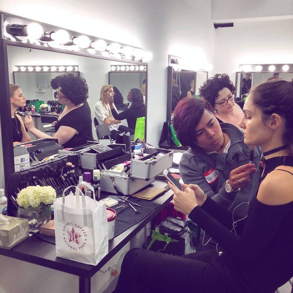 New york makeup school