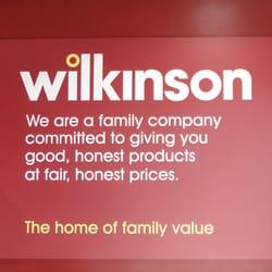 Wilkinsons, Kilmarnock