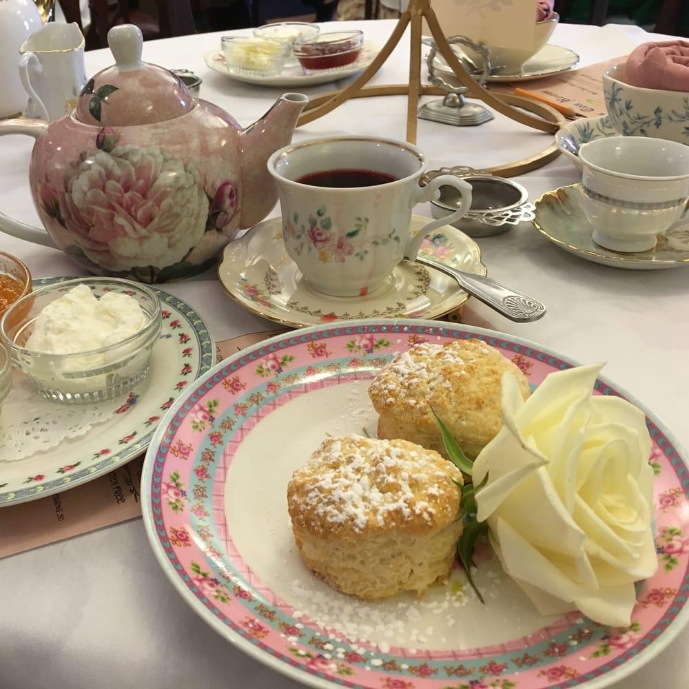 Tea Room Carmel Ny