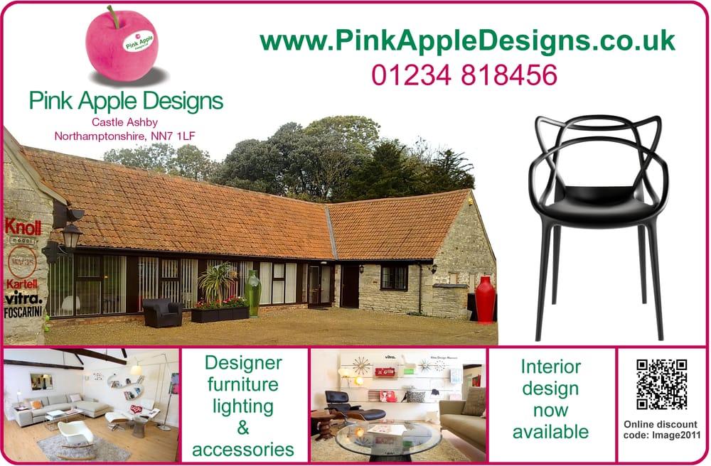 Pink Apple Designs Furniture Stores 8 Castle Ashby Northampton Milton Keynes United