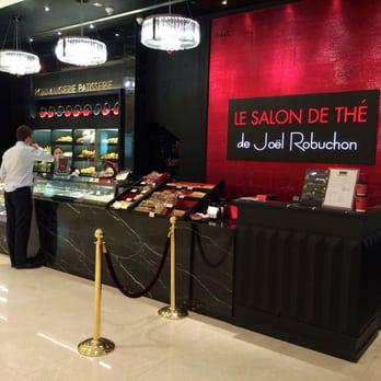 Le salon de th de jo l robuchon 42 photos french - Salon de joel robuchon ...