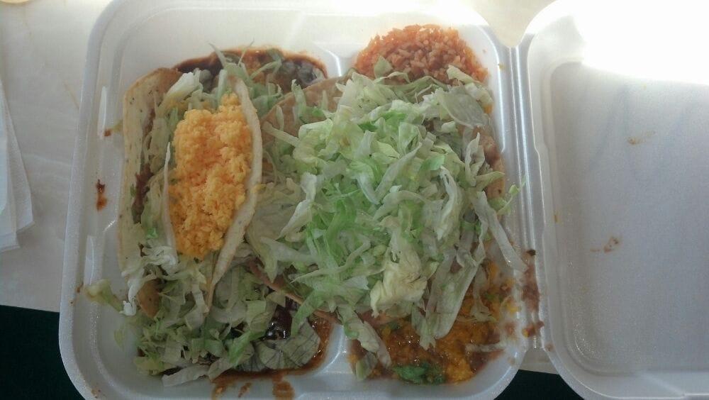 Carolina S Mexican Food Peoria Az