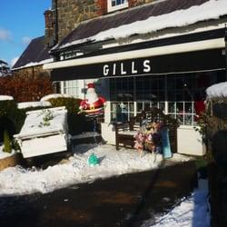 Gill's, Llanfairfechan, Conwy