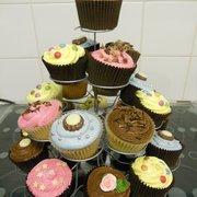 Madison K Cupcakes, London