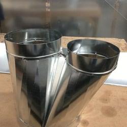 Maximum Air - Newport News, VA, États-Unis. Custom Duct Work and fabrication of sheet metal products
